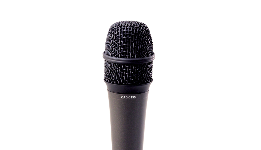 how to tell how loud ur microphone is